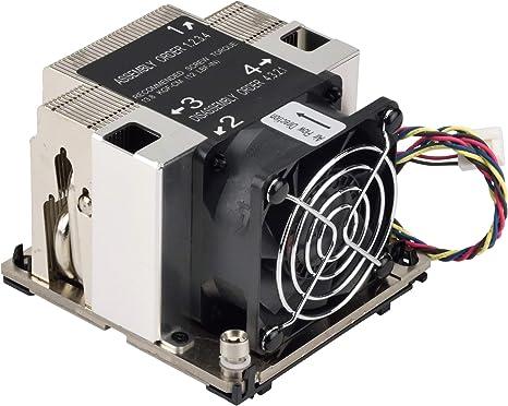 Supermicro SNK-P0068AP4 - Ventilador de PC (Procesador, Disipador ...