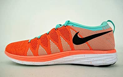 bf44886fa6 Image Unavailable. Image not available for. Color  Mens Nike Flyknit Lunar2  ...
