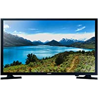 "Samsung UN32J4290AFXZX Smart TV 32"" HD TV, 2 HDMI, 1 USB, Black Hairline (2018)"