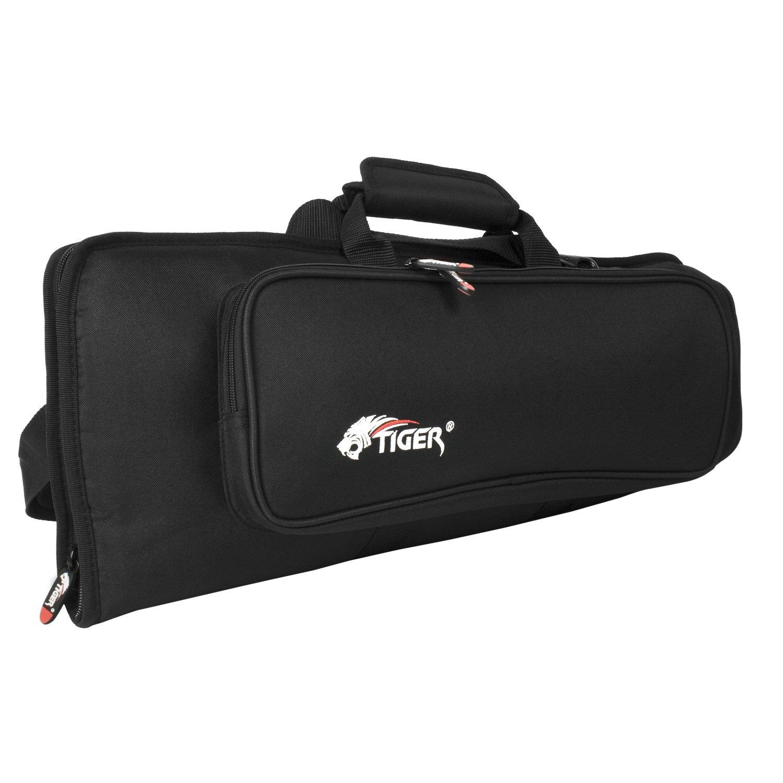 Tiger Padded Trumpet Gig Bag - Black Case INC16-BK