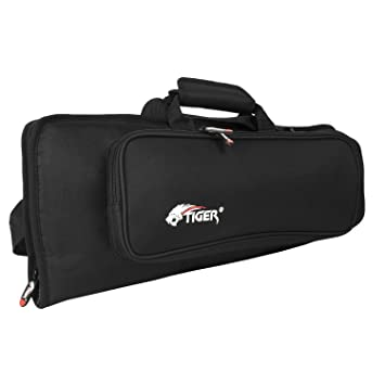 Tiger INC16-BK - Funda para trompeta, color negro