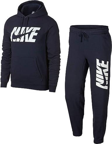 Nike M NSW TRK FLC Gx Chándal, Hombre: Amazon.es: Ropa y accesorios