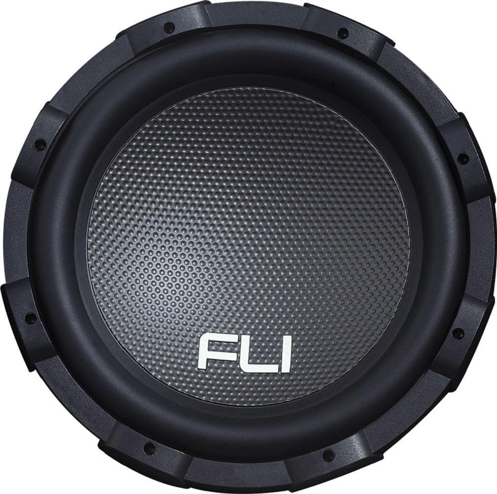 Fli Underground FU12-F1 12-Inch 1000 Watt Peak Power Woofer with 300 Watt RMS Power Discontinued by Manufacturer
