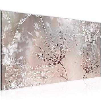Bilder Blumen Pusteblume Wandbild Vlies Leinwand Bild Xxl Format