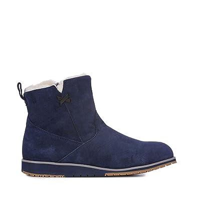 cdca606ff4f Emu Australia Womens Beach Mini Deluxe Wool Boots Size 8: Amazon.co ...