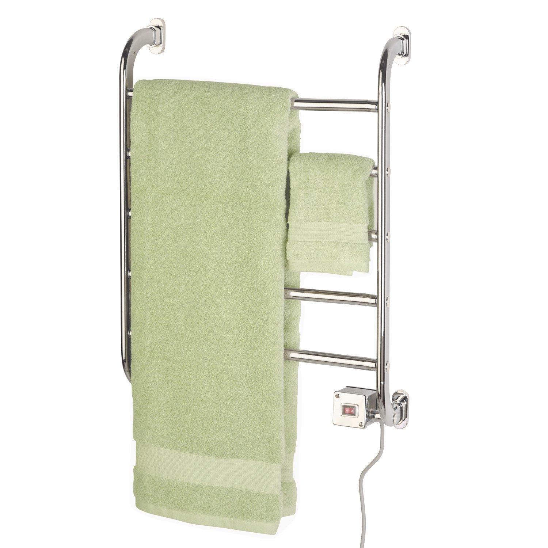Amazoncom Warmrails HSRC Regent 2525 Inch Wall Mounted Towel
