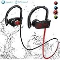 ANBES IPX7 Waterproof in-Ear Sports Wireless Earphones