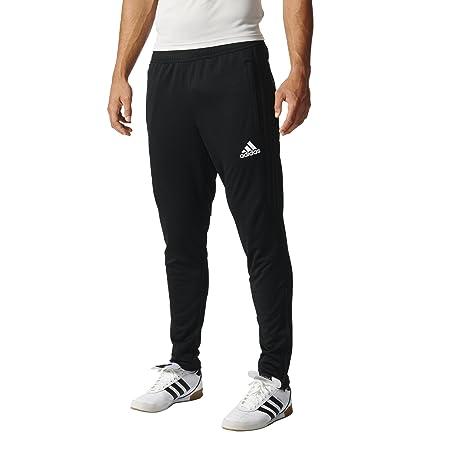adidas black soccer pants