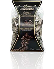Aperisnack® AP16.001.01 Chicchi Di Caffè Ricoperti Di Cioccolato Fondente Linea Maxtris. Confezione Da 1kg