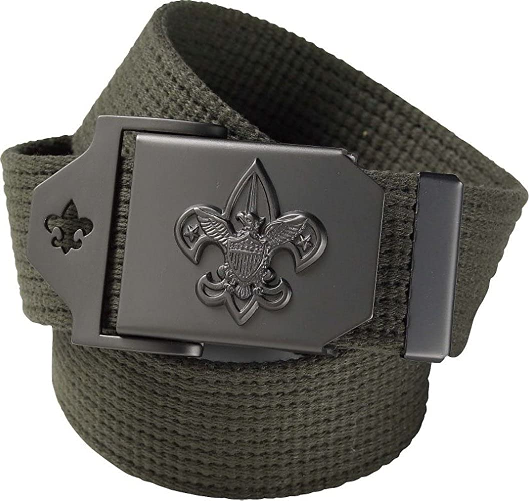 Boy Scout Uniform Belt - Official BSA Apparel