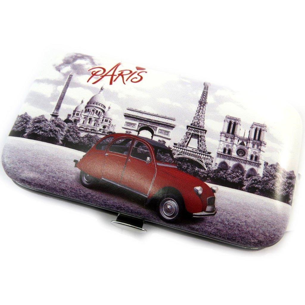 Les Trésors De Lily [N5500] - Trousse Manucure 'Week-end à Paris' (6 outils) Les Tresors de Lily 030902FAN032016N550000