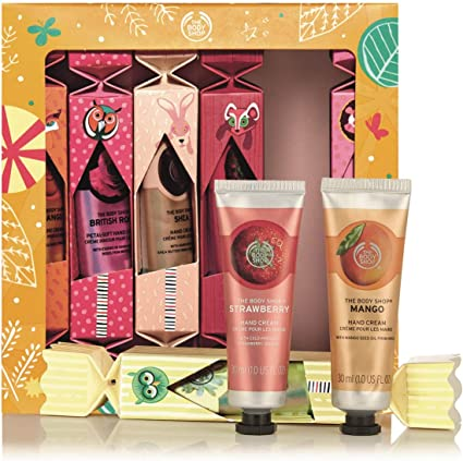 Hand Cream Trio | Christmas Gifts | The Body Shop®