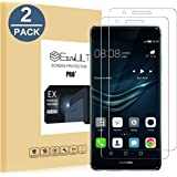 EasyULT Verre Trempé Huawei P9 Lite[2-Pièces], Huawei P9 Lite Film Protection Écran Vitre Tempered Glass Screen Protector