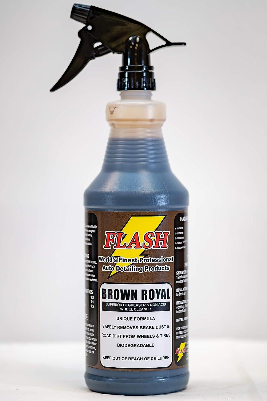 Flash brown royal