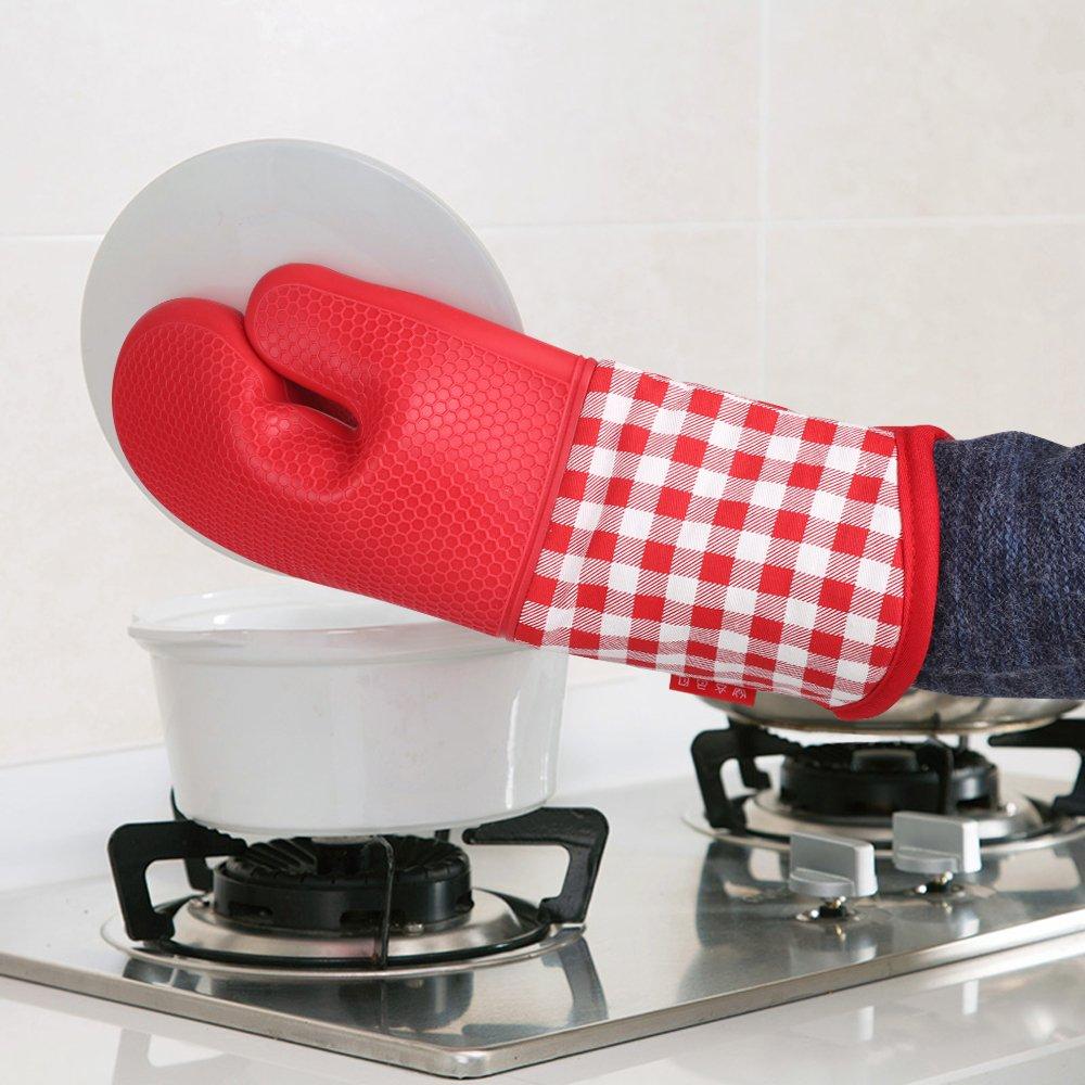 guantes de cocina oferta