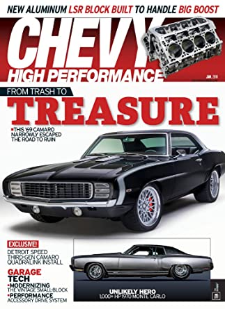 Chevy High Performance >> Chevy High Performance