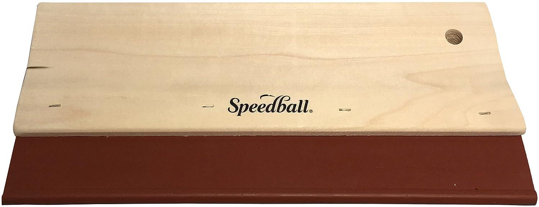 Fabric Sqeegees 8in Wood Speedball Art Products