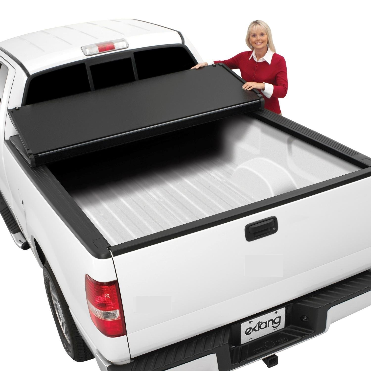 Extang 56465 Solid Fold Tonneau Cover for Toyota Tundra