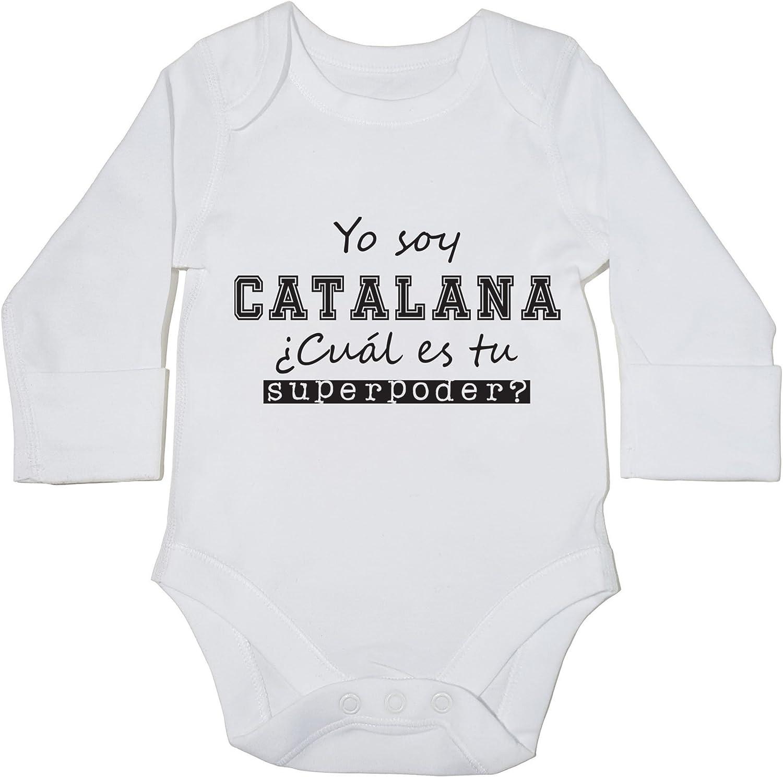HippoWarehouse Soy Catal/án body bodys pijama ni/ños ni/ñas unisex /¿Cu/ál es tu Superpoder