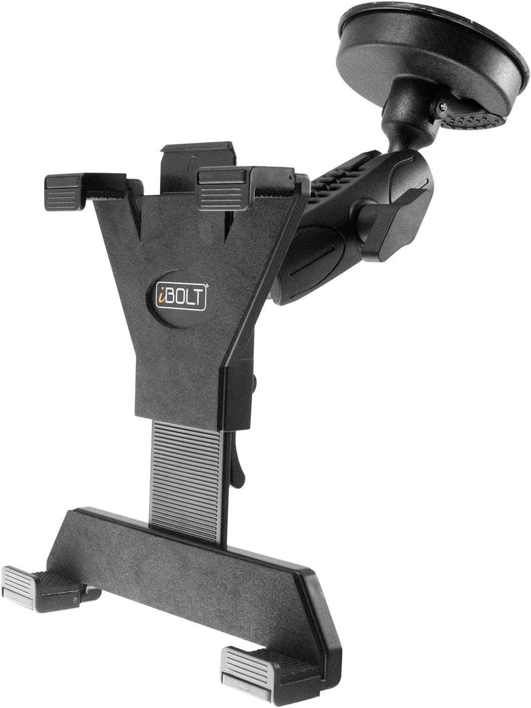 Samsung Galaxy Tab Dashboard Compatible with All 7-10 Tablets: iPad iBOLT Tabdock BizMount -Holder//Mount with Suction Cup Base- for Your Windshield or Desk Google Nexus