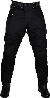 Roleff Racewear 451KXL XL Short Textile Motorcycle Trouser - Black