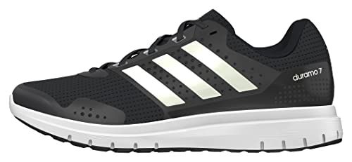 info for 54dea bc8e7 Image Unavailable. Image not available for. Colour Adidas Mens Duramo 7 M  Cblack, Ftwwht and Cblack Running Shoes - 6 UK