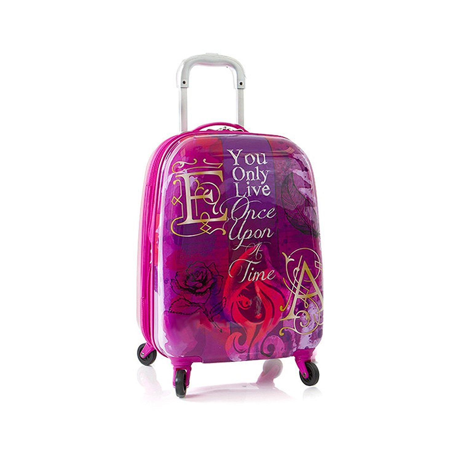 Heys Mattel Tween Ever After High 20'' Spinner Luggage carry-on
