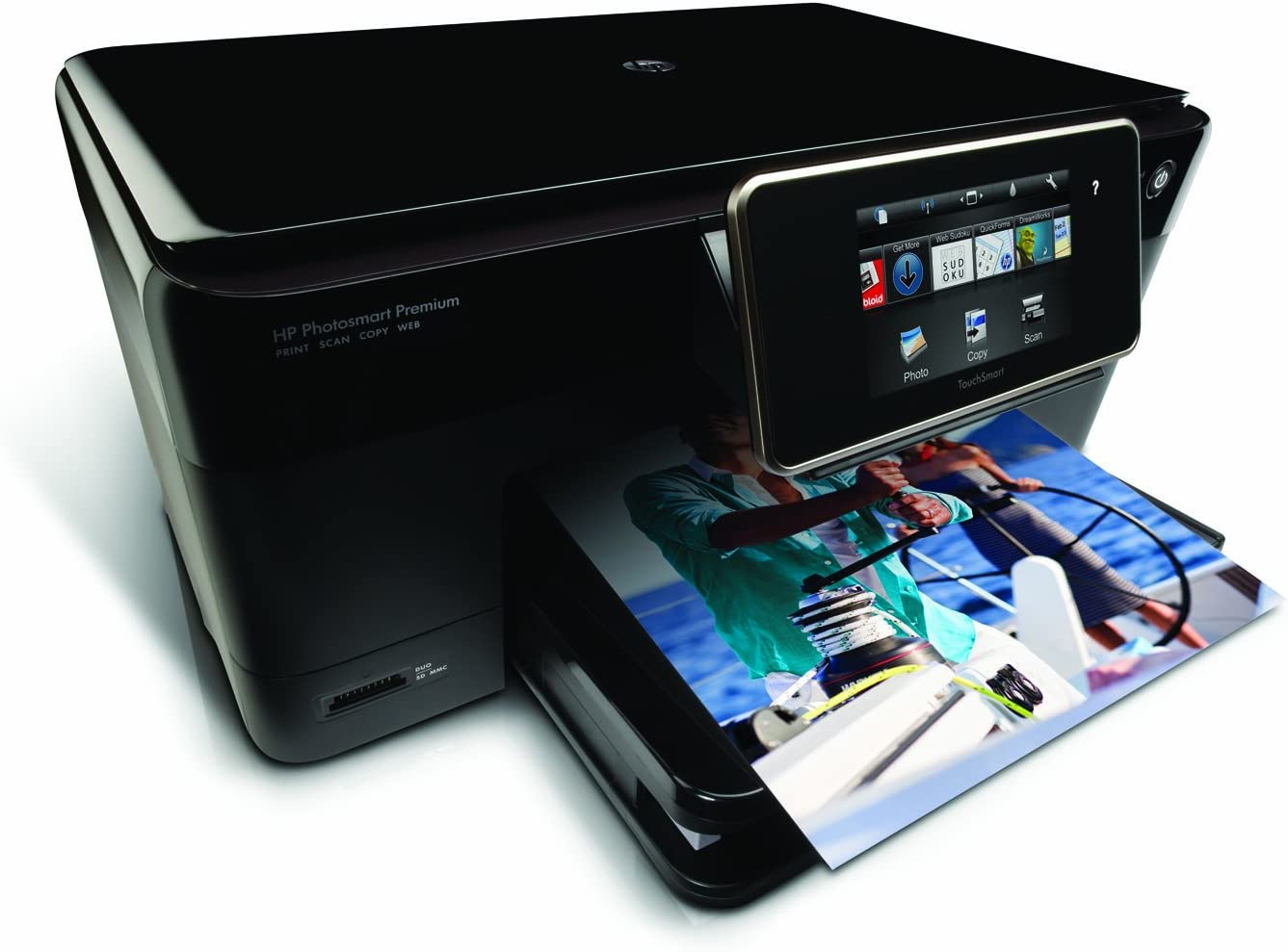 HP Photosmart Premium Wireless e-All-in-One (CN503A#B1H)