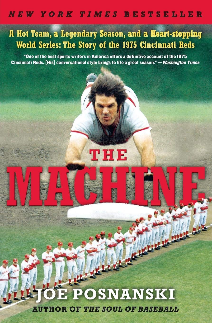 The Machine: A Hot Team, a Legendary Season, and a Heart-stopping ...