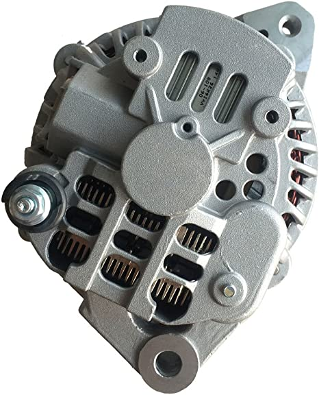 New Alternator 31100-PLM-A02 For Honda Civic DX EX GX HX Acura EL 1.7 1.7L 2001 2002 2003 2004 2005 A5TA7191 31100-PLM-A01