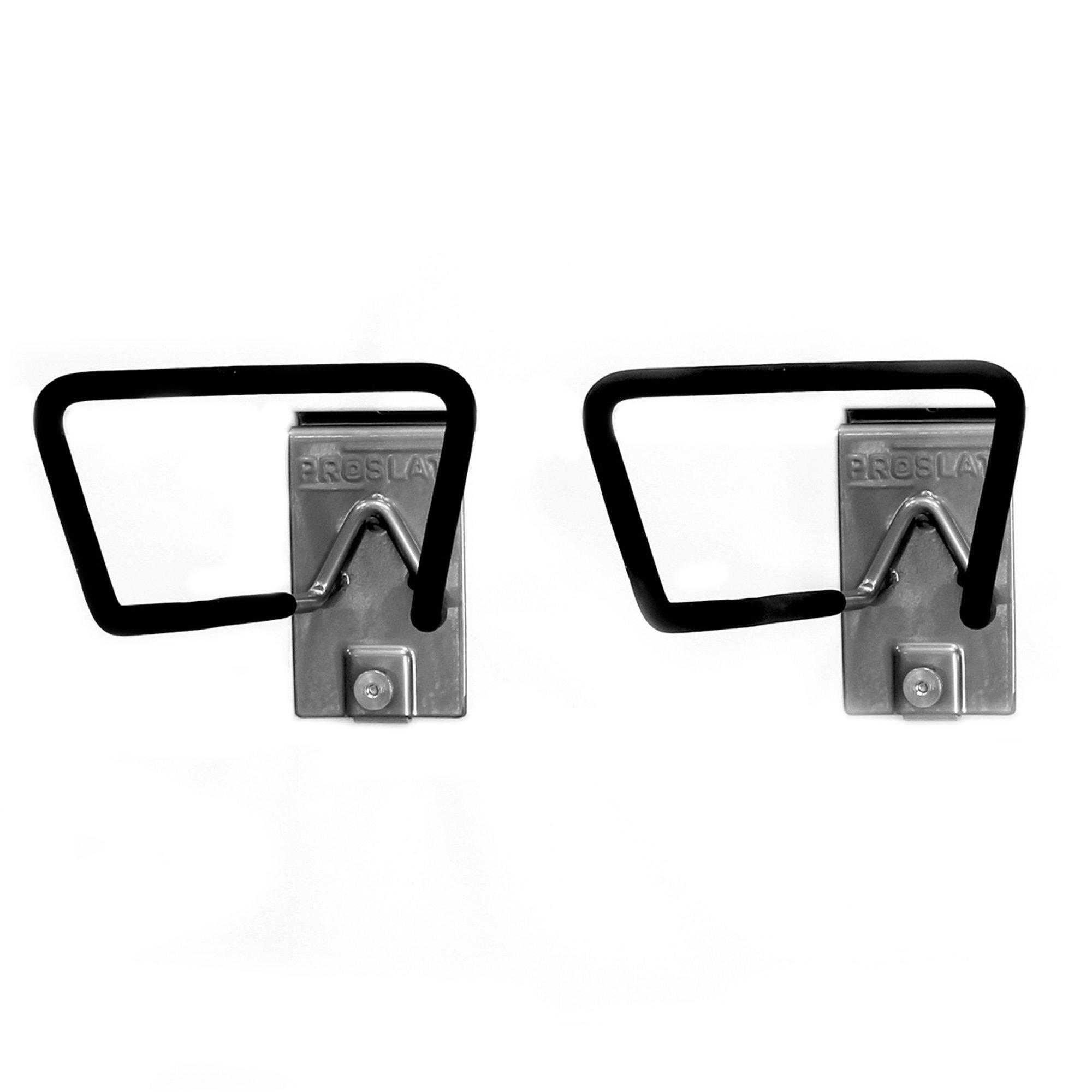 Proslat 13016 Hose/Cord Holder Designed for Proslat PVC Slatwall, 2-Pack