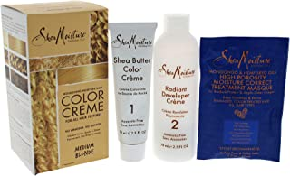 product image for Shea Moisture Nourishing Moisture-rich Color Creme - Medium Blonde, 1 Ea, 1count