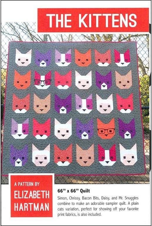 Elizabeth Hartman The Kittens Ptrn
