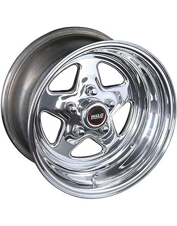 4b6653ec7e16ed Weld Racing Pro Star (Series 96) Polished Aluminum - 15 X 10 Inch Wheel