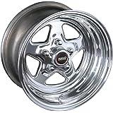 "Weld Racing Pro Star 96 Polished Aluminum Wheel (15x8""/5x4.75"")"