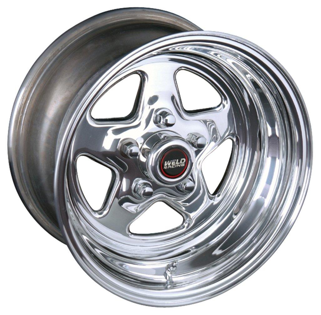 Weld Racing Pro Star 96 Polished Aluminum Wheel (15x7''/5x4.75'')