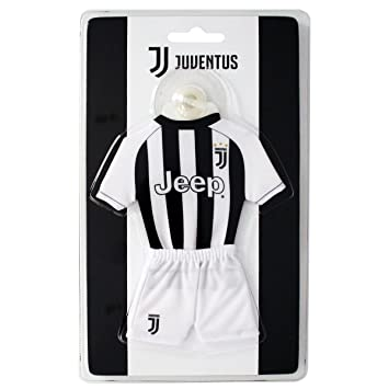 reputable site c700b 4ff3e Juventus Turin - mini football kit decoration for cars, with ...