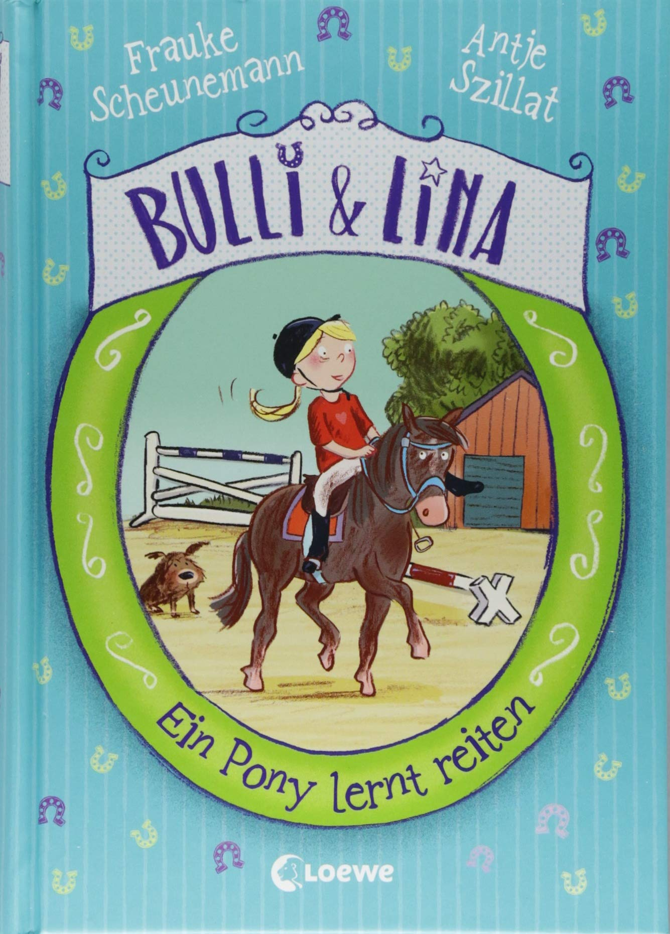 Bulli & Lina - Ein Pony lernt reiten (Bulli und Lina)