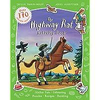 HIGHWAY RAT ACTIVITY BOOK