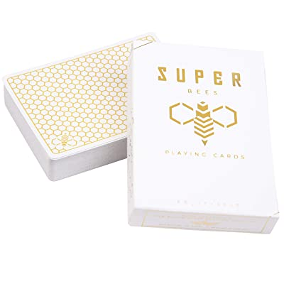 Ellusionist Super Bees Playing Cards Deck - Supports The Honey Bee Population: Automotive