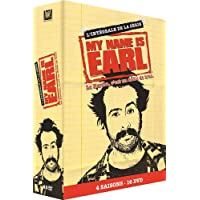 Coffret intégrale my name is earl, saisons 1 à 4 [FR Import]