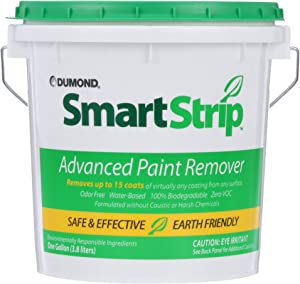 Dumond Chemicals, Inc. 3301 Smart Strip Advanced Paint Remover, 1 Gallon,White
