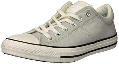 7fdc1e89101 Converse Women s Chuck Taylor All Star Madison Low Top Sneaker Wolf Grey  White Rapid