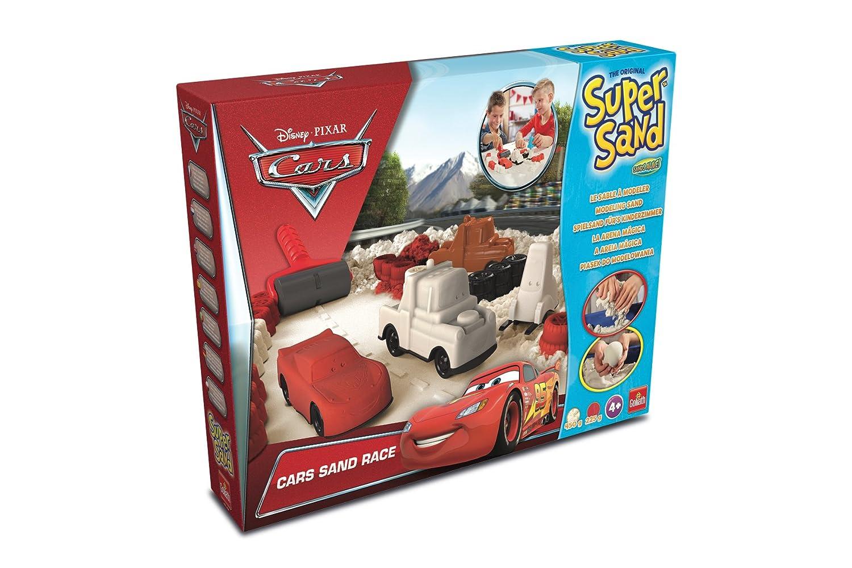 Goliath 83254   Super-Sand Disney-Cars-Big-Set   rasantes Vergnügen ...