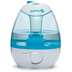 Safety 1st Filter Free Cool Mist Humidifier, Blue, One Size