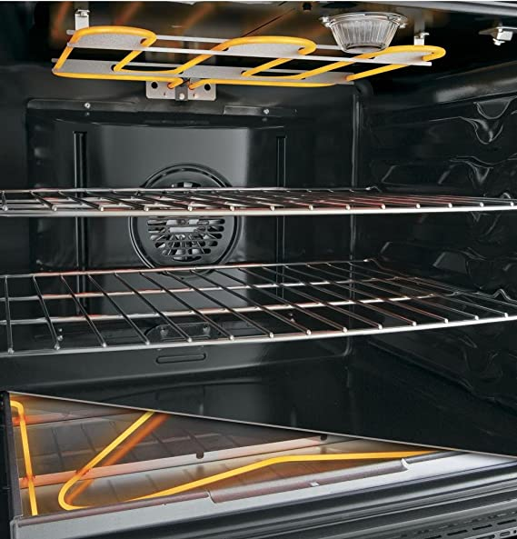 Amazon.com: GE phb920sjss Rango de indución eléctrica de ...