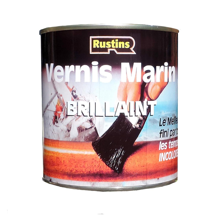 Rustins Vernis pour Yacht 5015332690022 brillant –  Transparent