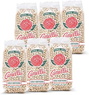 product image for Camellia Brand Dry Great Northern Beans, 1 Pound (Pack of 6)