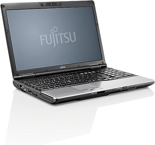 Fujitsu E782 Lifebook 39 6 cm 15 6 Zoll Laptop Intel Core i7 3612QM 2 1GHz 8GB RAM 256GB HDD Intel HD 4000 DVD Win 8 Pro schwarz