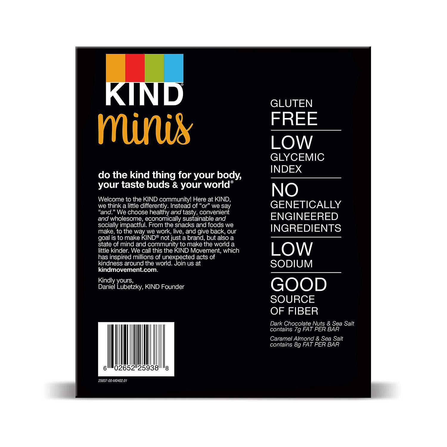 Minis Variety Pack (32 Count - 2 Pack) by KIND (Image #2)